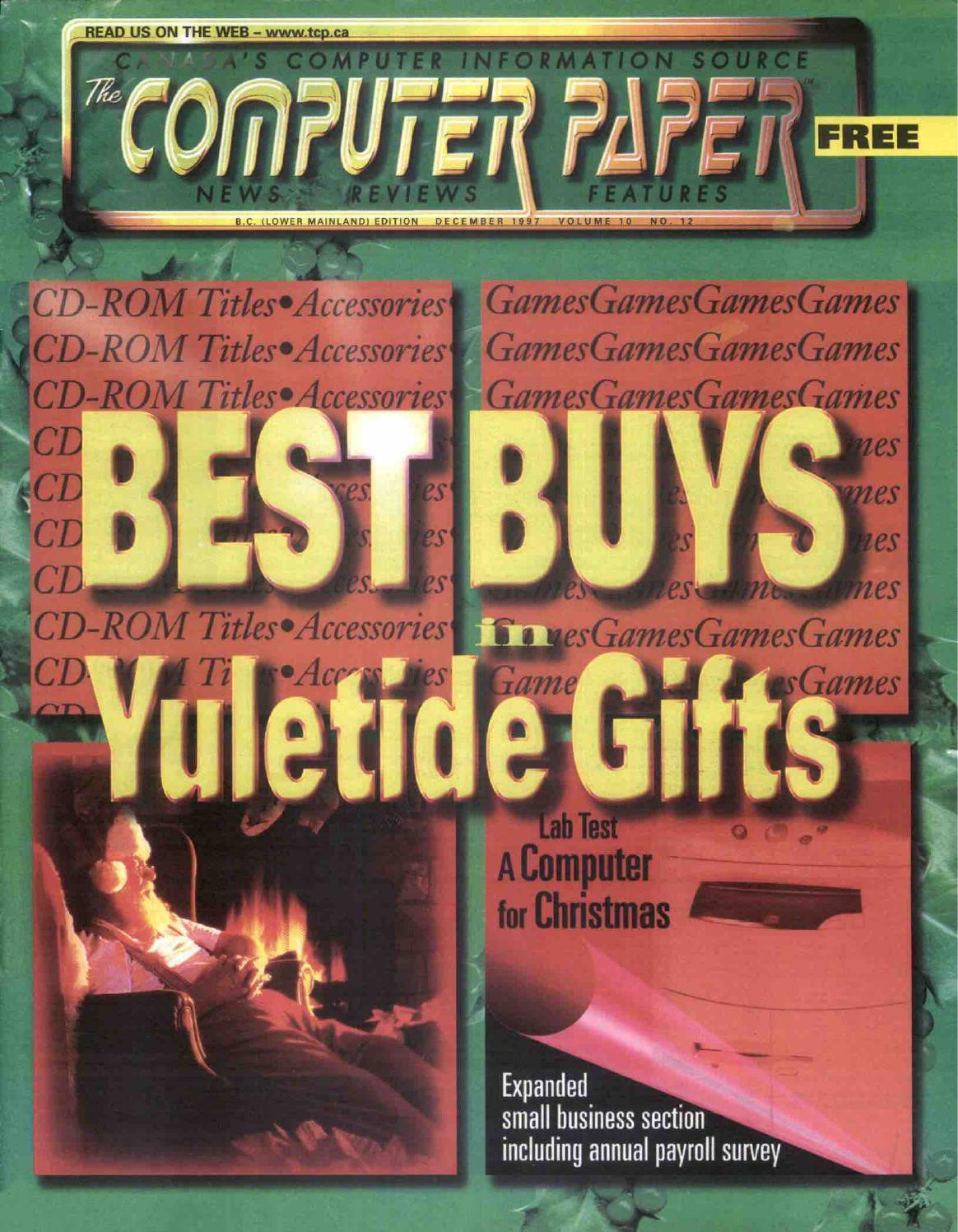 1997 12 the computer paper bc edition by the computer paper issuu fandeluxe Choice Image