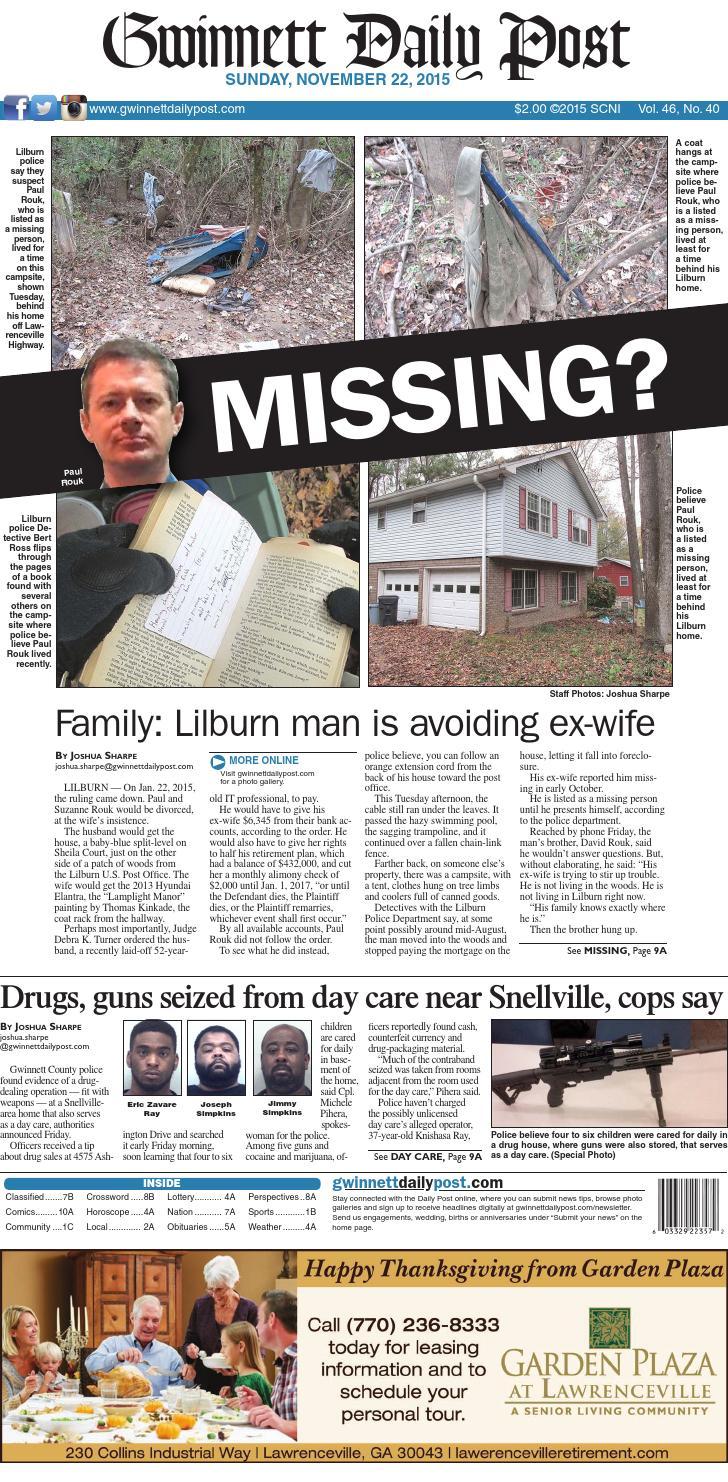 Ruhmeslöcher Orte in Lilburn Georgia — foto 8