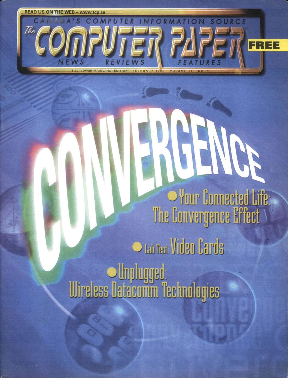 1998 02 The Computer Paper Bc Edition By Issuu G838 Owner39s Club O View Topic Wiring Diagram