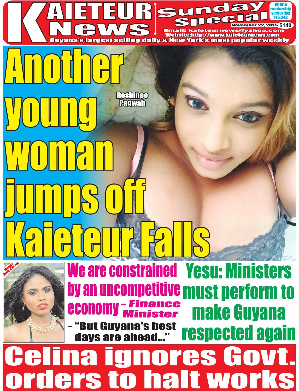 Kaieteur News By Gxmedia Issuu