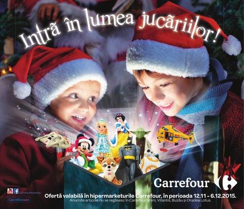 57 - Catalog Carrefour jucarii by Catalog hypermarket - issuu 7f5dbf40ff7