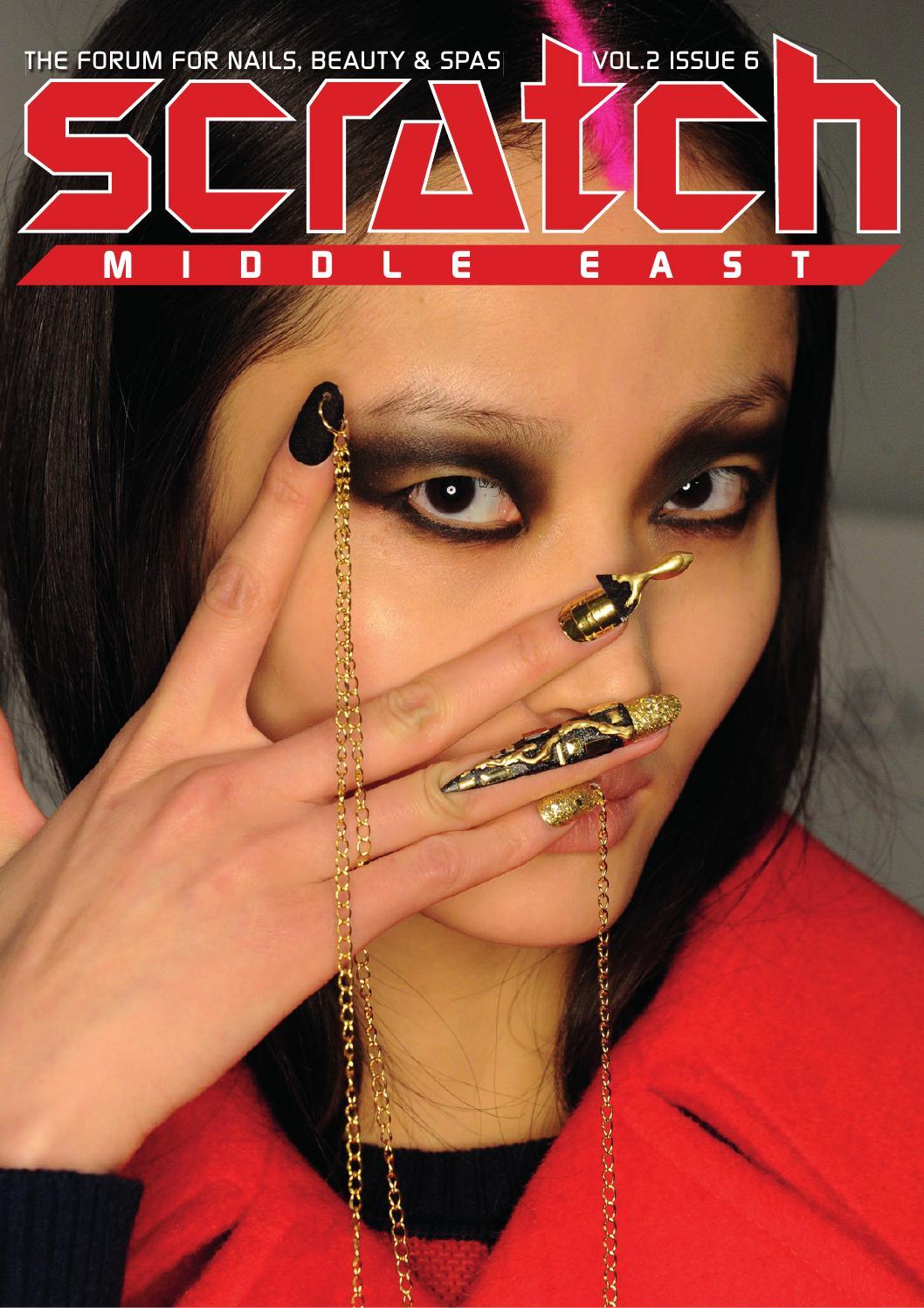 5cb10c407 Scratch Middle East, vol2 issue6 by tlc design studio - issuu
