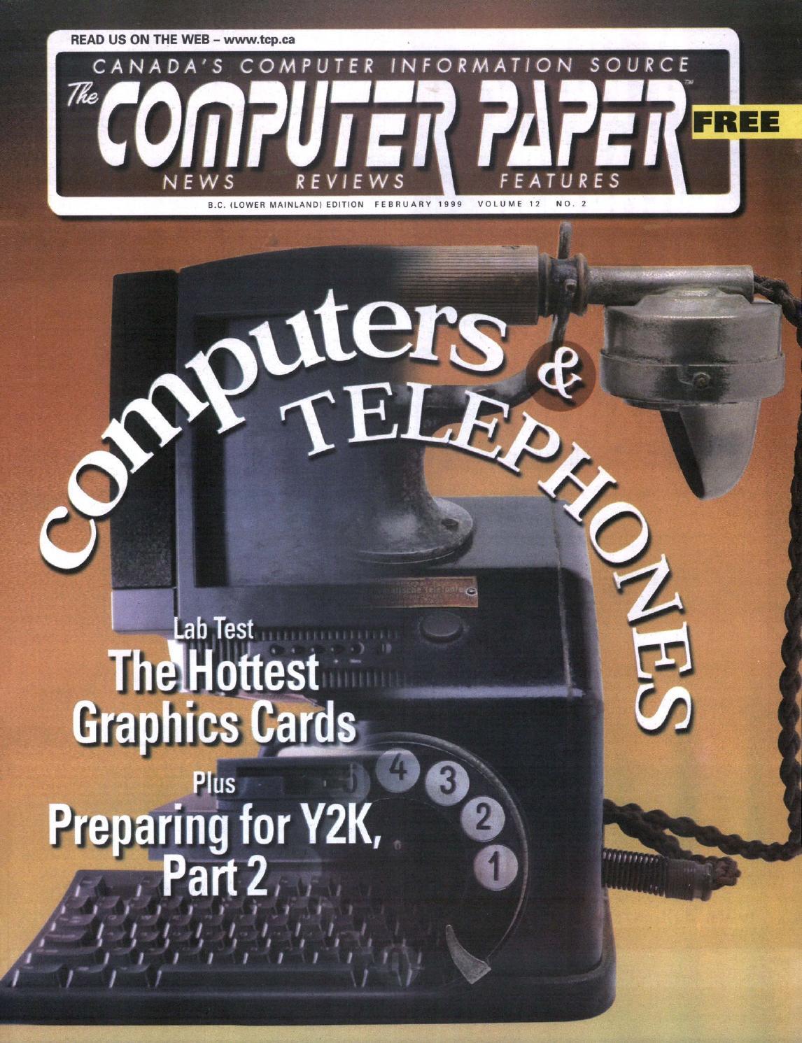 1999 12 The Computer Paper Bc Edition By Issuu Tcash Vaganza 28 Vr Box Case Virtual Reality Glasses V 20