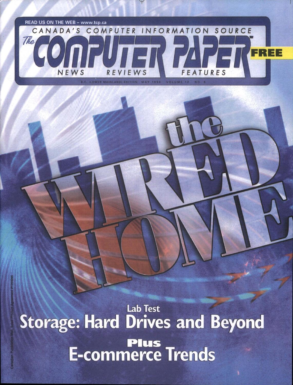 1999 05 The Computer Paper Bc Edition By Issuu Online Store Gt Tv Parts Circuit Boards Tcon Logic Samsung