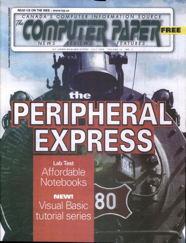 d6e045eeaf2 1999 07 The Computer Paper - BC Edition by The Computer Paper - issuu
