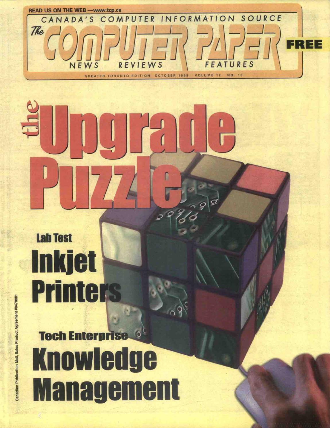1999 10 the computer paper ontario edition by the computer paper 1999 10 the computer paper ontario edition by the computer paper issuu fandeluxe Images