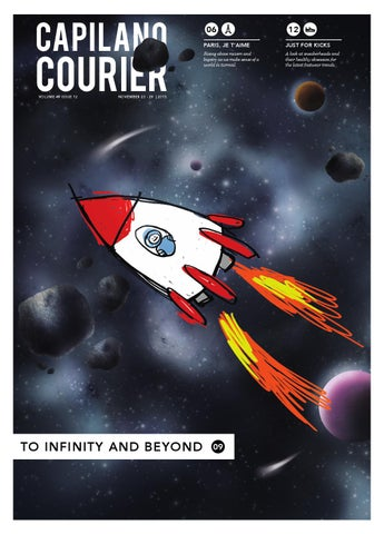 Capilano Courier | Vol  49, Issue 12  by Capilano Courier