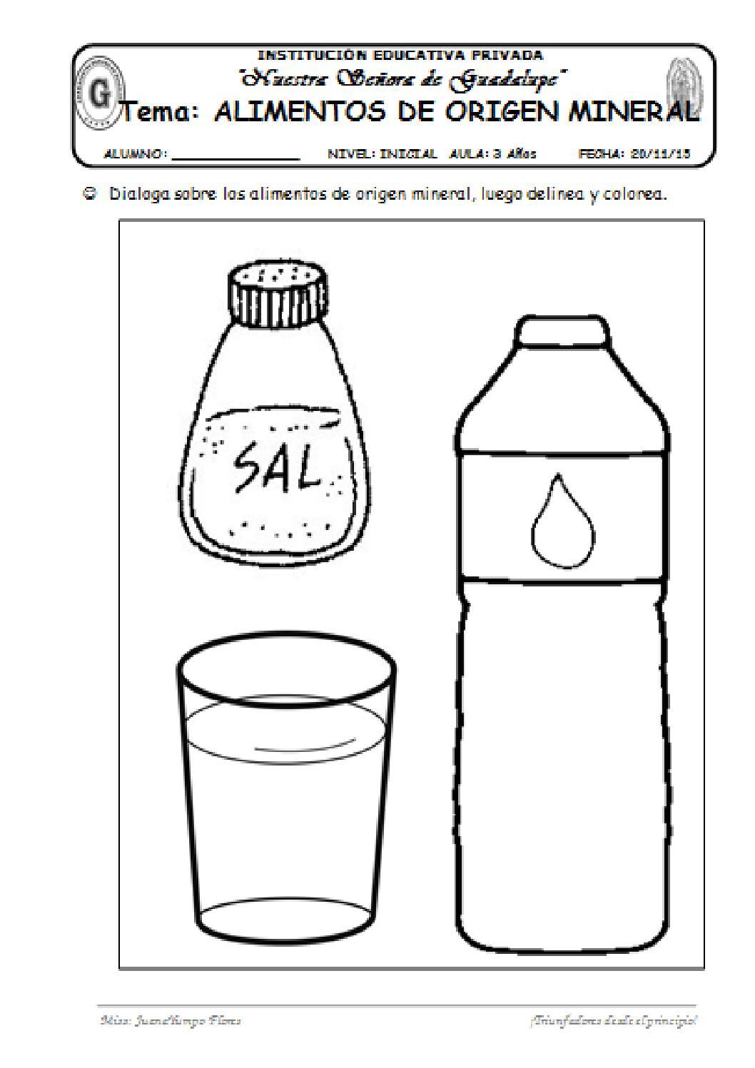 Único Colorear Alimentos Colección de Imágenes - Enmarcado Para ...