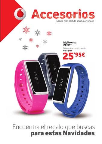 d3b7121b872 Accesorios Vodafone Navidad 2015 by Vodafone - issuu
