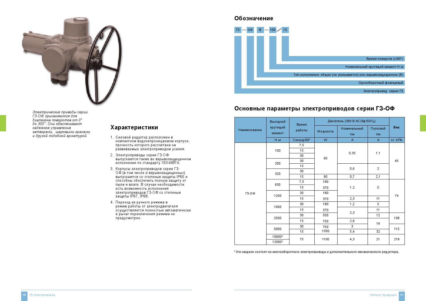 Электропривод однооборотный (рычажный), степень защиты IP 56