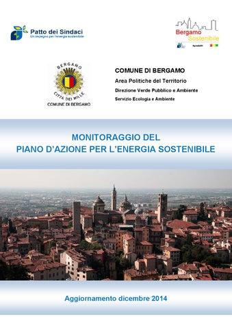 2982edc399 COMUNE DI BERGAMO Area Politiche del Territorio Direzione Verde Pubblico e  Ambiente Servizio Ecologia e Ambiente