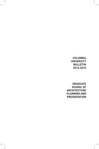 gsapp personal statement