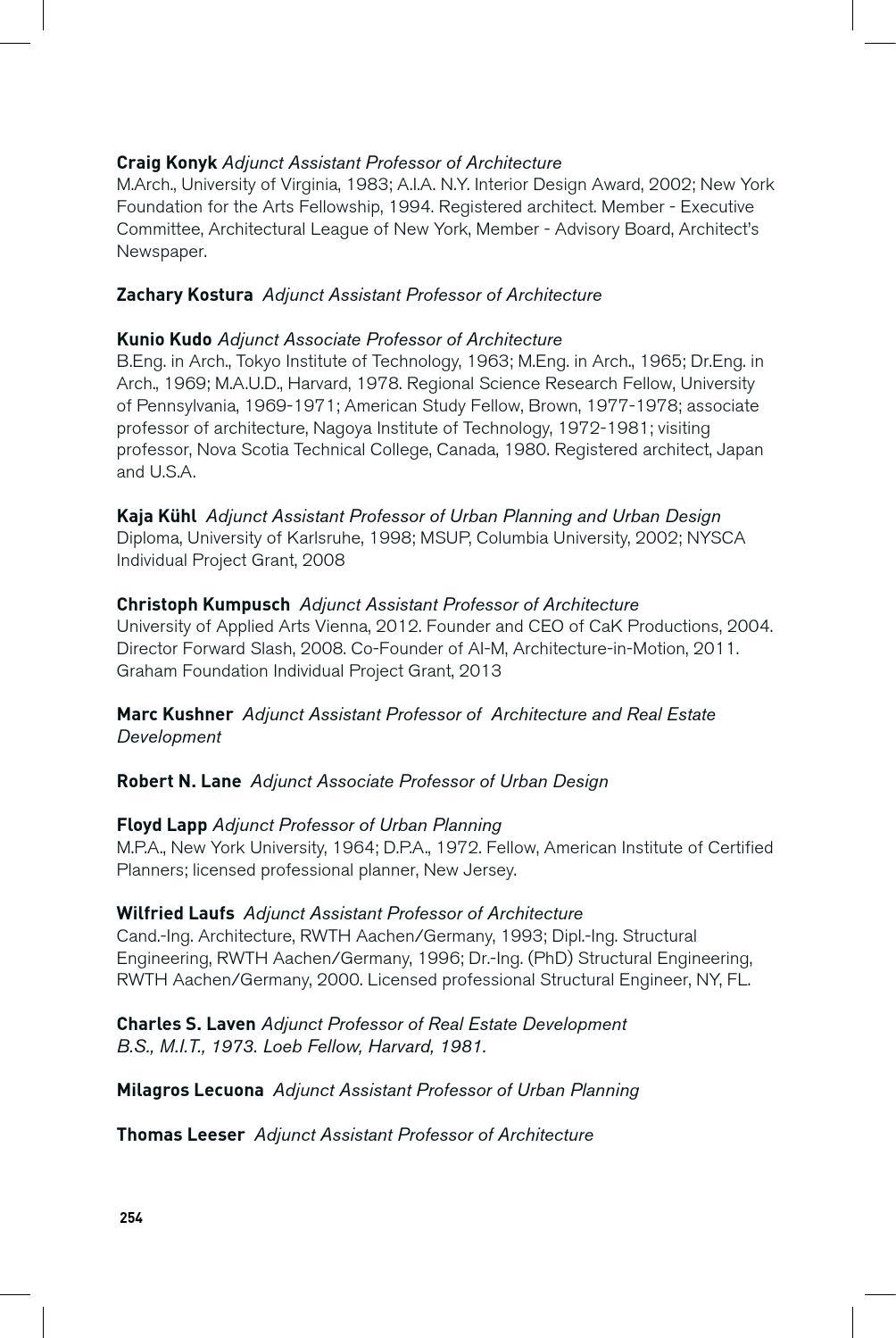 Gsapp bulletin 1415 by gsappdigital publishing issuu 1betcityfo Gallery