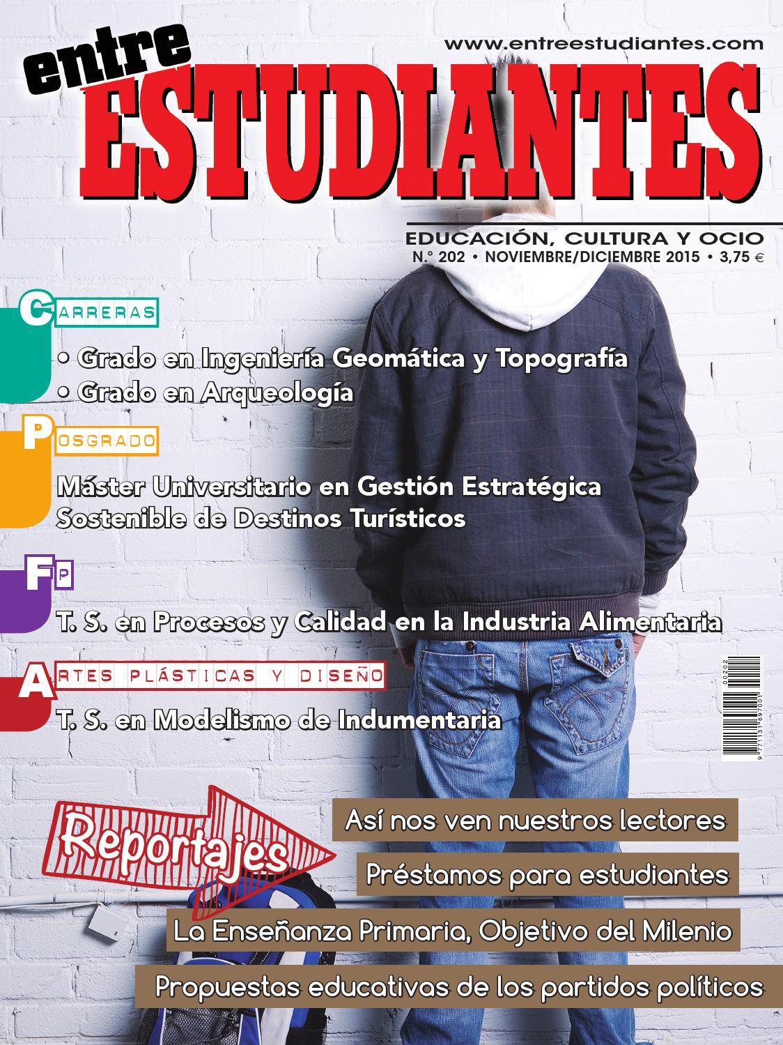 Entre Estudiantes - 202 by Peldaño - issuu