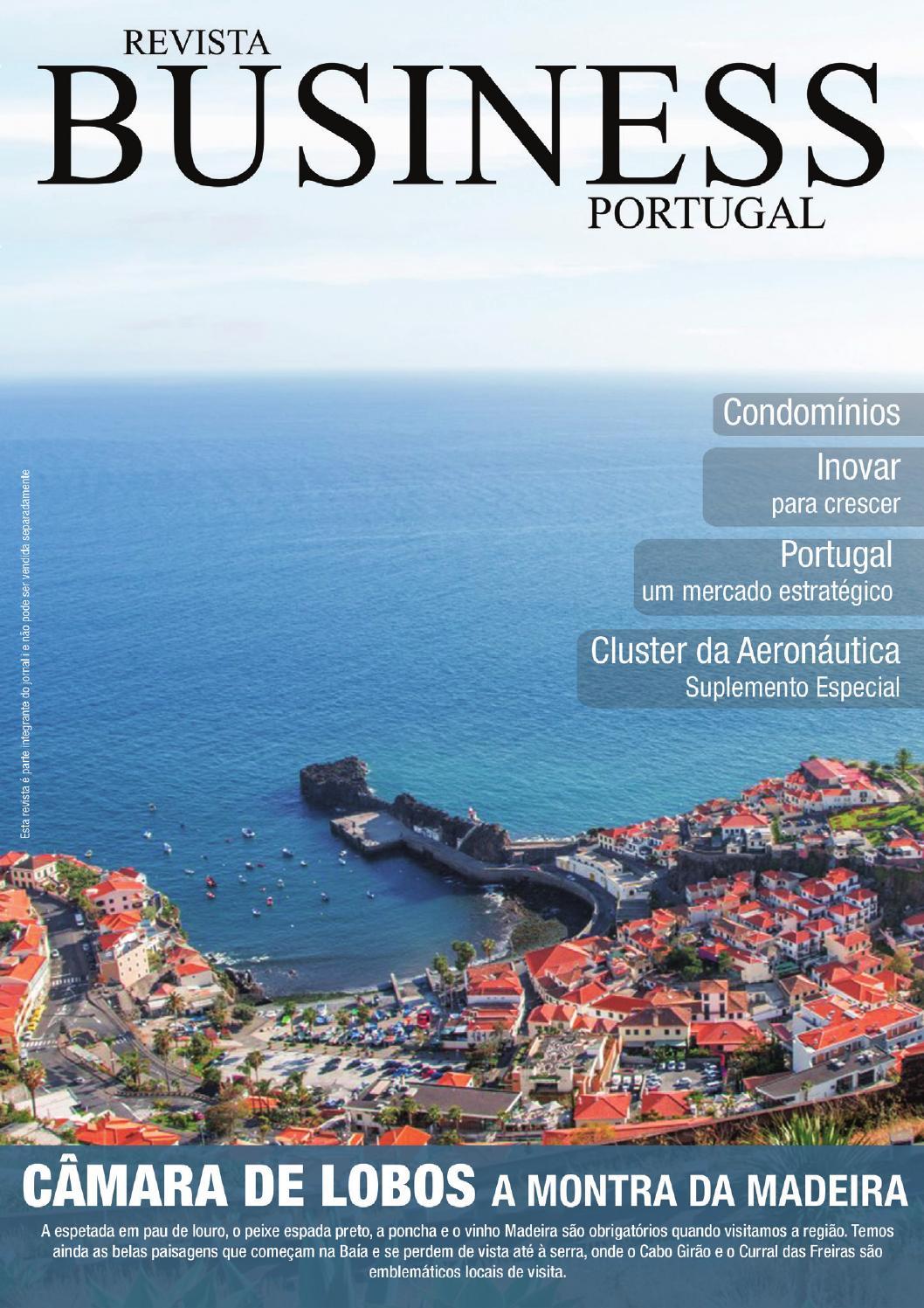 da7b5bef7aa Revista Business Portugal