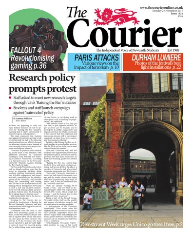 d43bf365a17 Courier 1321 by The Courier Online - issuu