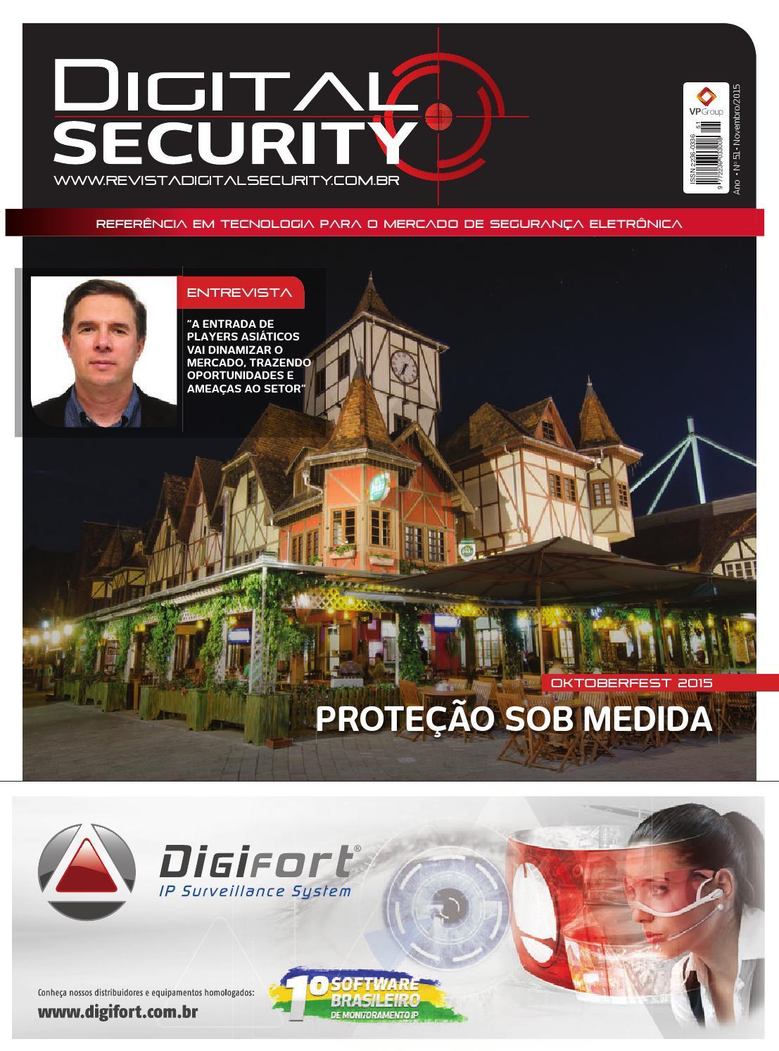 Digital Security 51 - Novembro de 2015 by VP Group - issuu c0ba7638e2