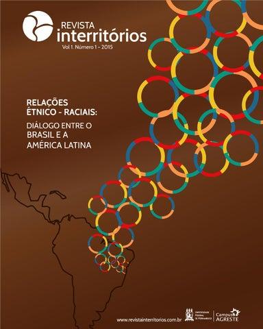 Revista Interritórios - Relações Étnico - Raciais by Revista ... ec6fc7d2a4