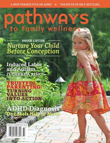 Pathways To Family Wellness Issue 43 By Pathways To Family