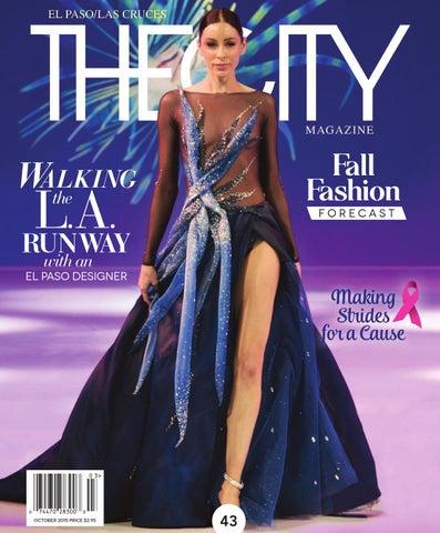 4914fae94d162 THECITY Magazine El Paso • October 2015 by THECITY Magazine El Paso ...