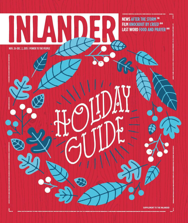 Inlander 11/26/2015 by The Inlander - issuu