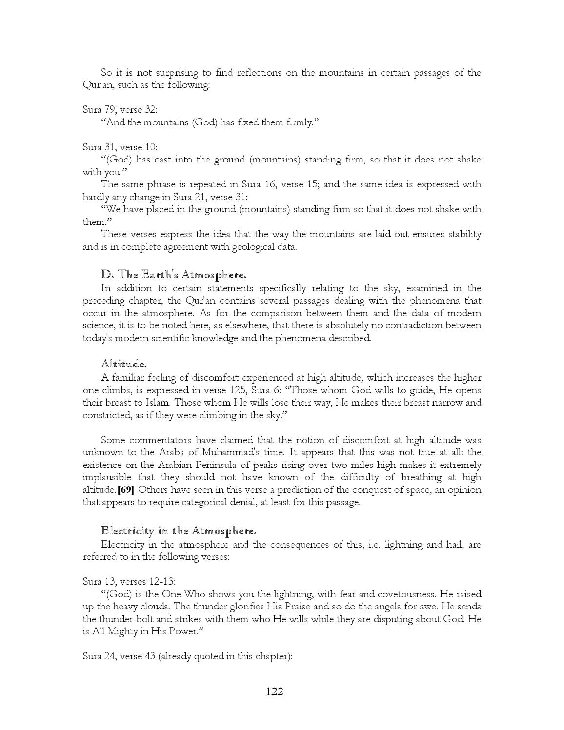 BOOK The Bible The Quran and Science DR Maurice Bucaille PDF by