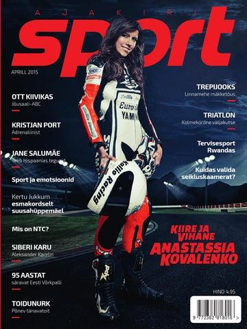 1773818e077 Ajakirisportaprill2015 by Ajakiri SPORT - issuu