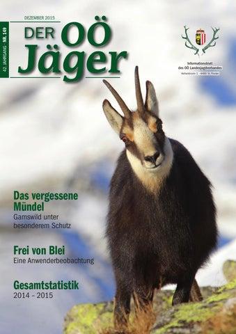 ebafd68868a8fe Der OÖ Jäger N° 149 by Christof Neunteufel - issuu