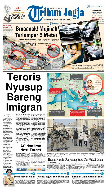 Tribunjogja 16 11 2015 By Tribun Jogja Issuu Produk Ukm Bumn Kain Batik Eksklusif Lasem Manuk