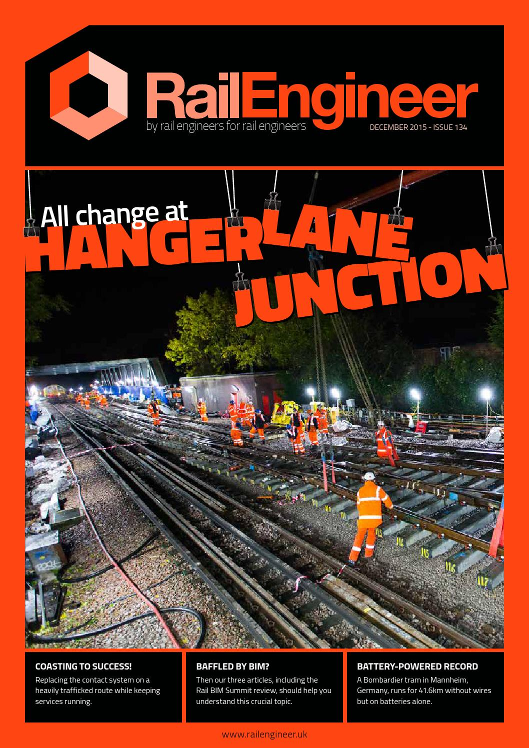 Rail Engineer Issue 134 December 2015 By Media Issuu Battery Operated Mini Night Lamp Todays Circuits Engineering