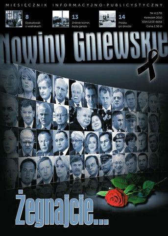 Nowiny Gniewskie Kwiecień 2010 By Nowiny Issuu
