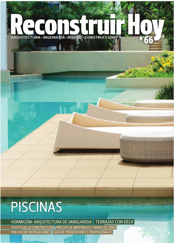 Reconstruir hoy 66 by reconstruir hoy issuu - Ver piscinas y precios ...