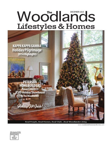 762a4f722494 The Woodlands Lifestyles and Homes Dec 2015 by Lifestyles   Homes ...