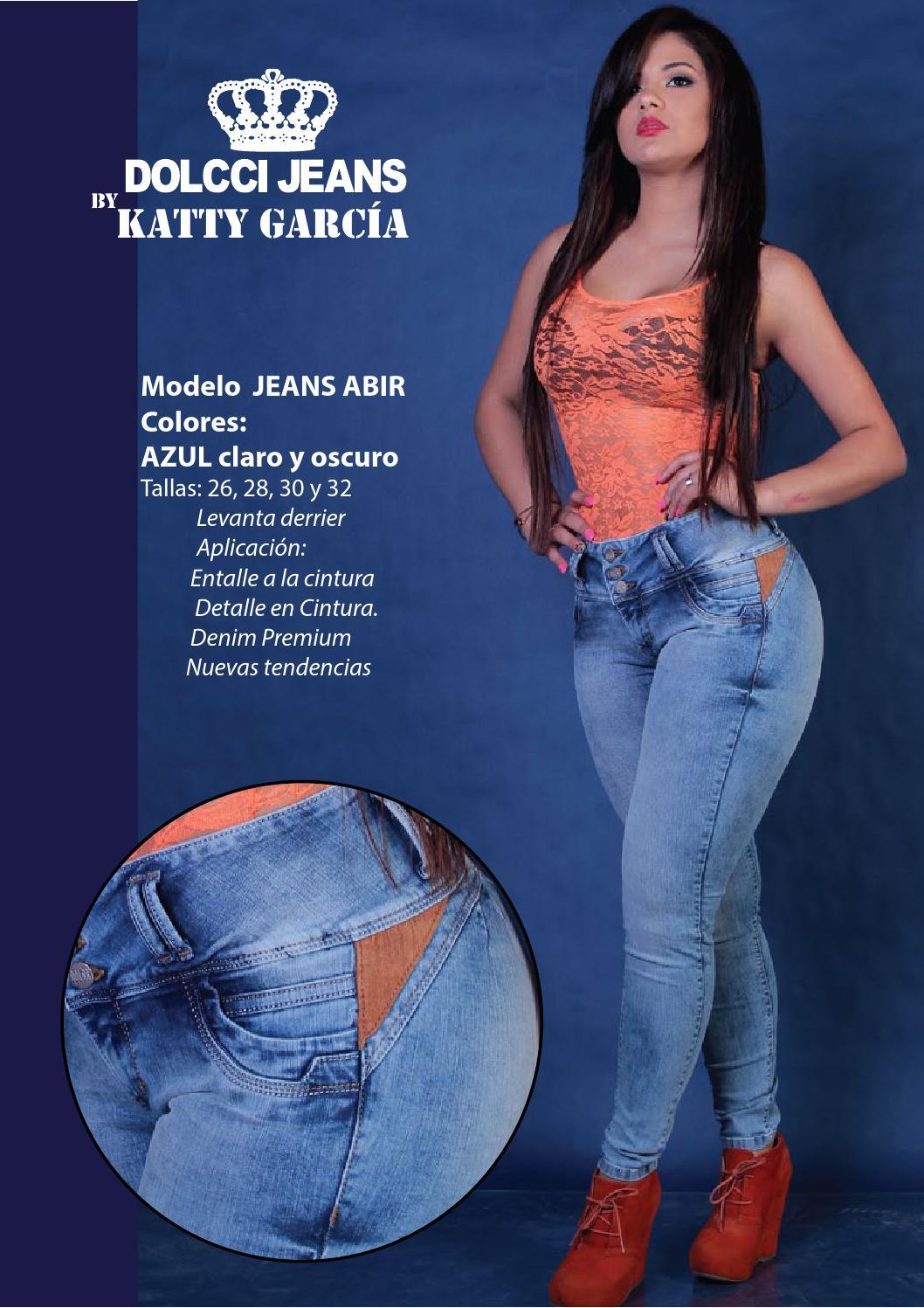 Catalogo Verano 2016 Dolcci Jeans by Dolcci Jeans by Katty Garcia - issuu