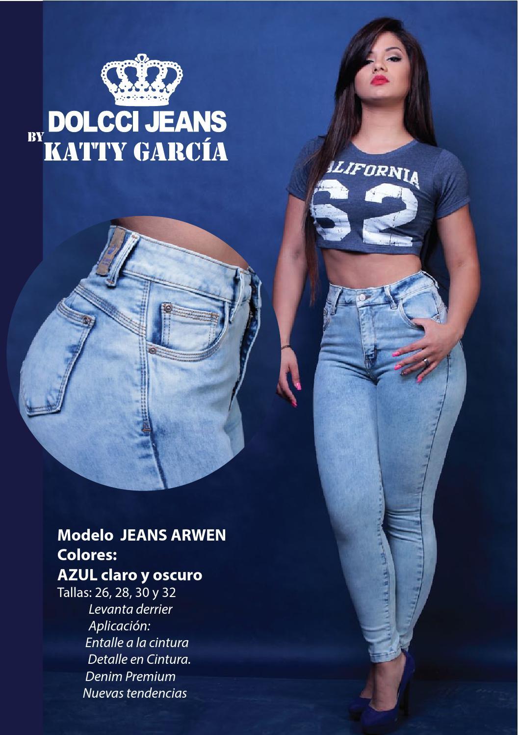 Nueva Colecciu00f3n Verano 2016 by Dolcci Jeans by Katty Garcia - issuu