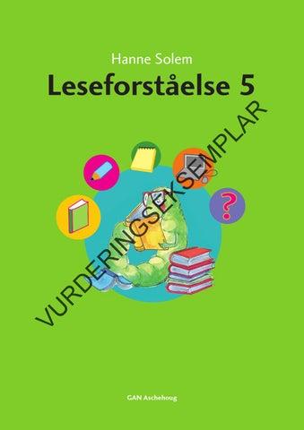 f291cbe9 Leseforståelse 5 by GAN Aschehoug - issuu