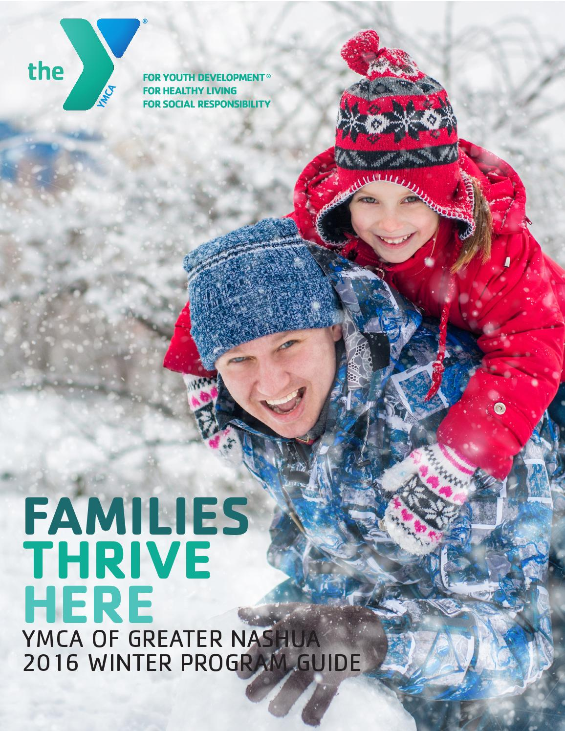 winter 2016 program guide by ymca of greater nashua issuu