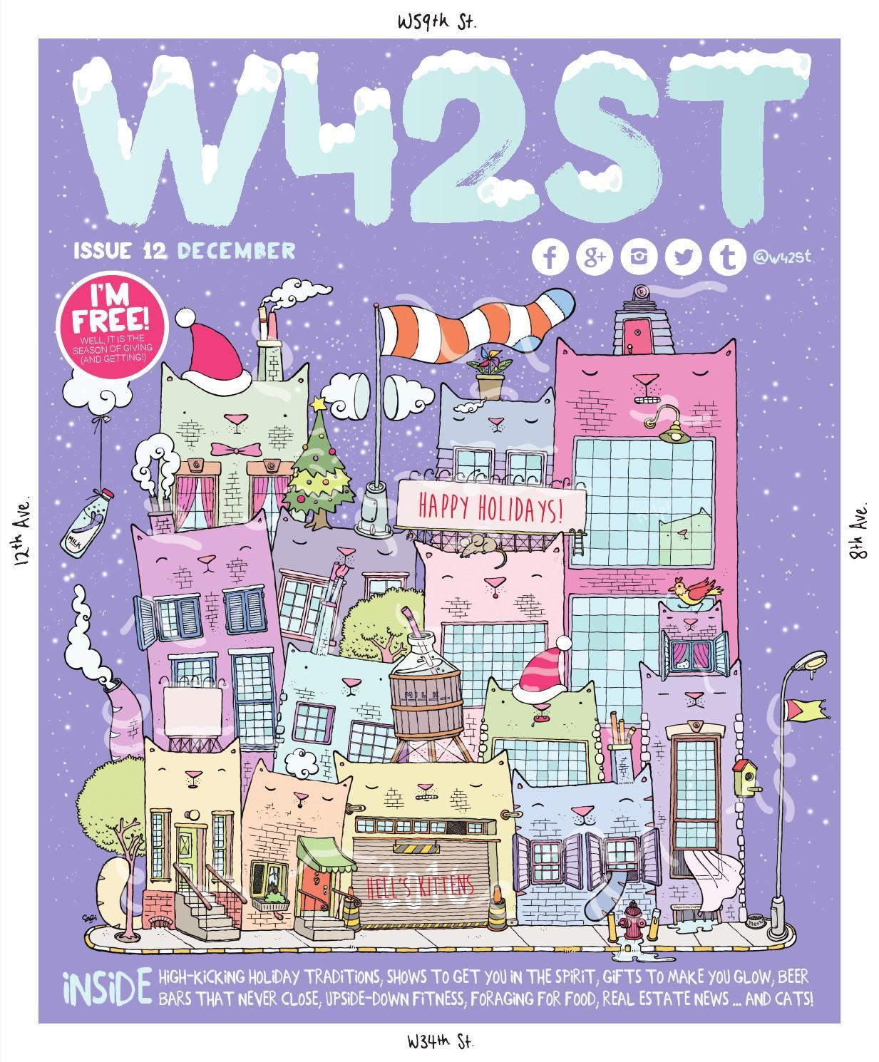 W42ST Magazine Issue 12 - Happy Holidays Hell s Kitchen by W42ST Magazine -  issuu 9ff2245ab