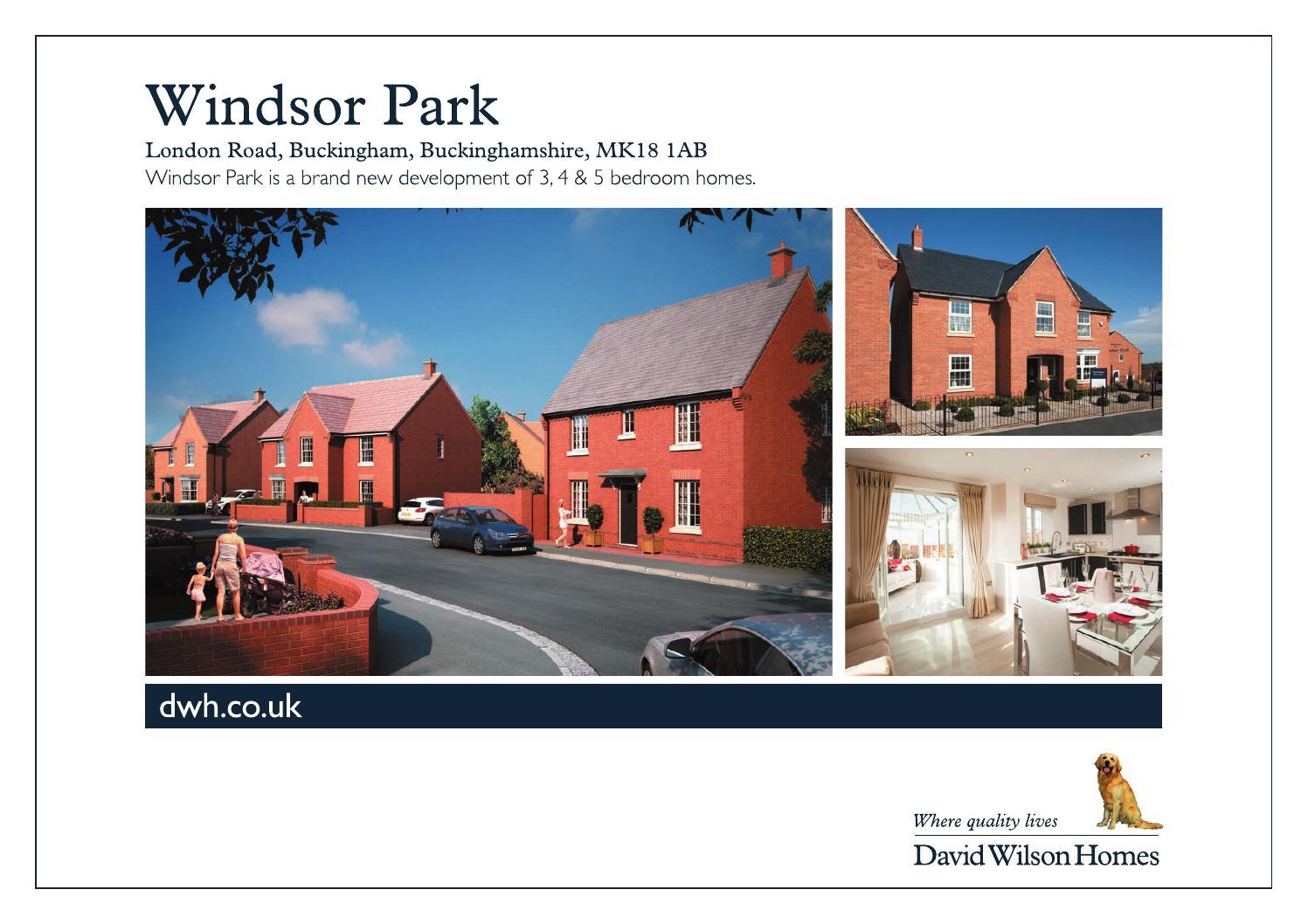 David Wilson Windsor Park By Newhomesforsale Co Uk Issuu