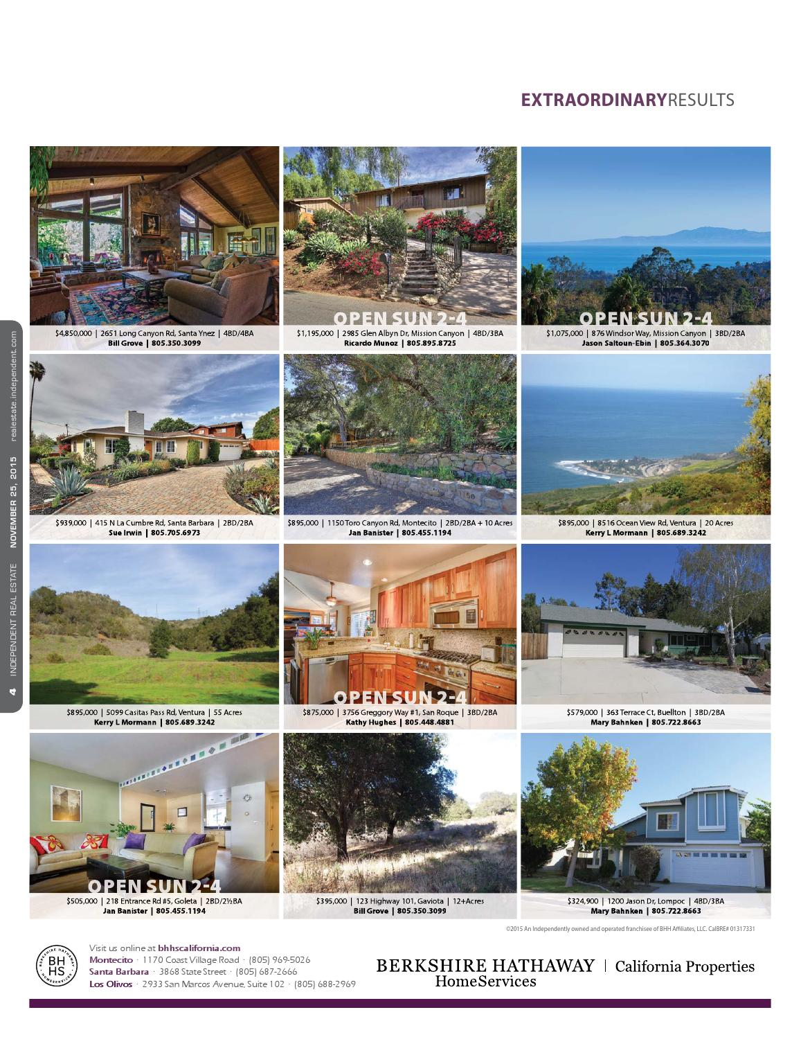 Santa barbara independent 11 25 15 by sb independent issuu for 123 the terrace ocean grove
