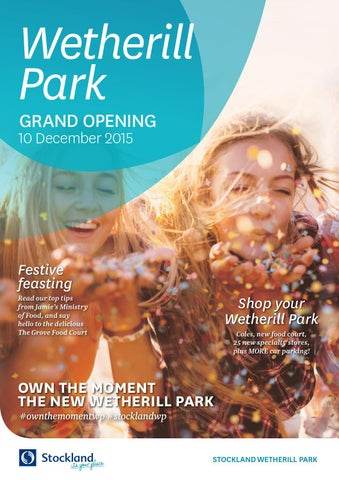 Wetherill Park GRAND OPENING