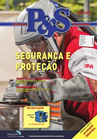Revista Indústria   Tecnologia  P S 490 - Outubro 2015 by Editora ... 92933170126a4