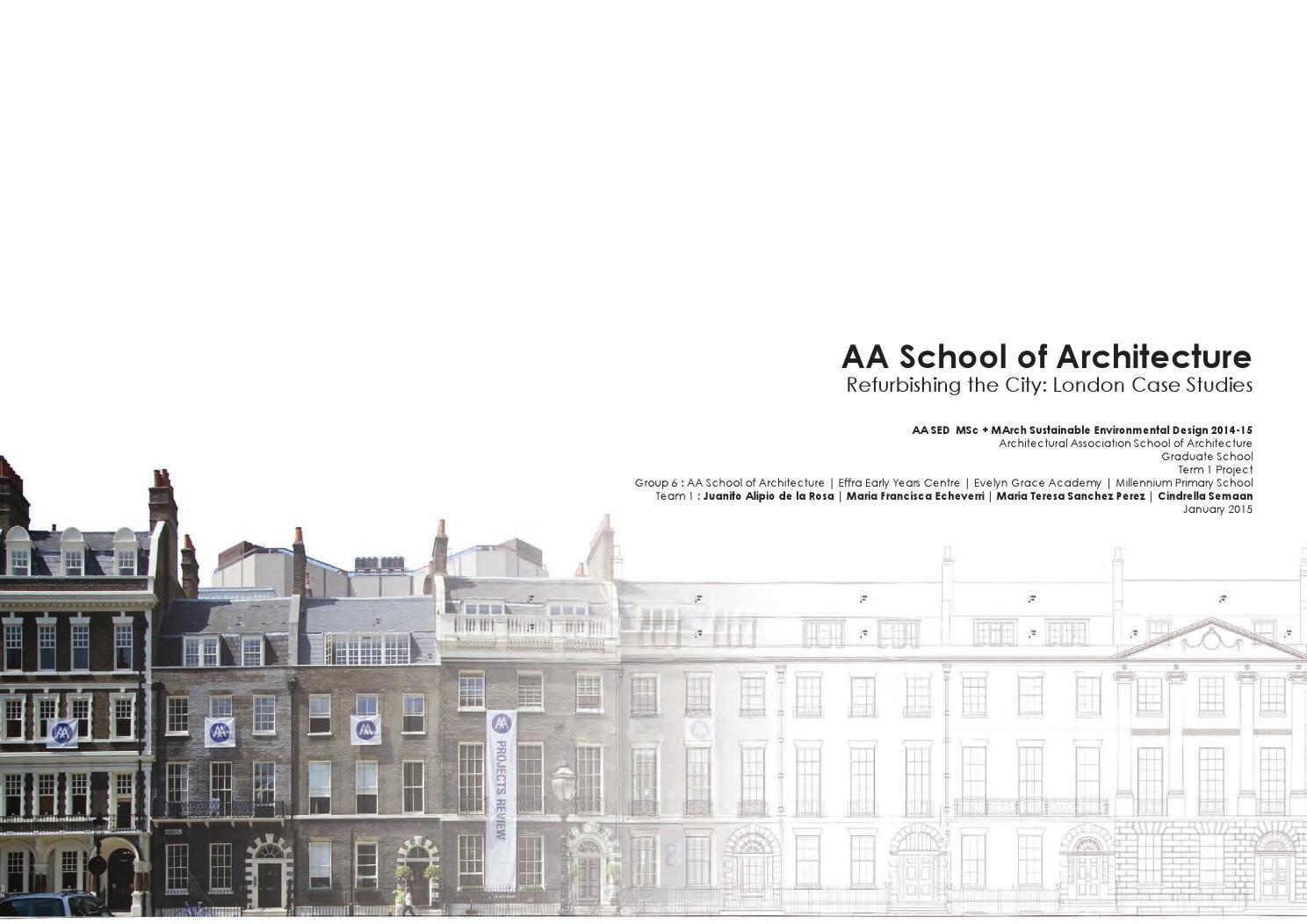 Primary school architecture case study