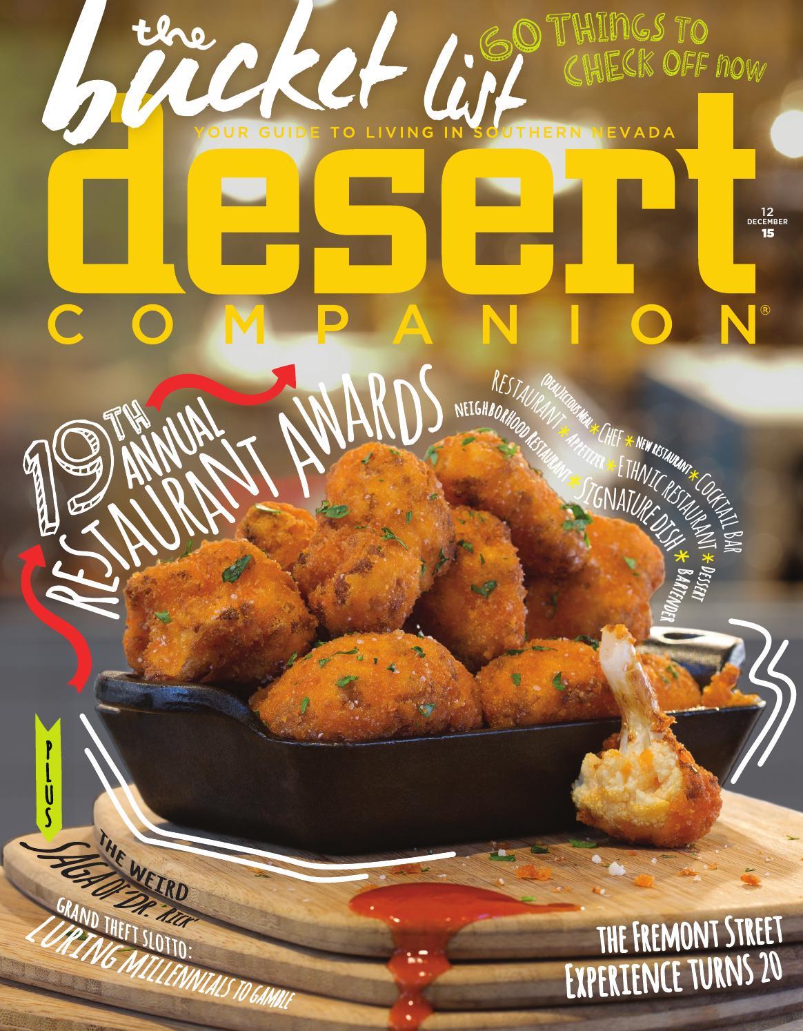 999b5fb6e6 Desert Companion - December 2015 by Nevada Public Radio - issuu