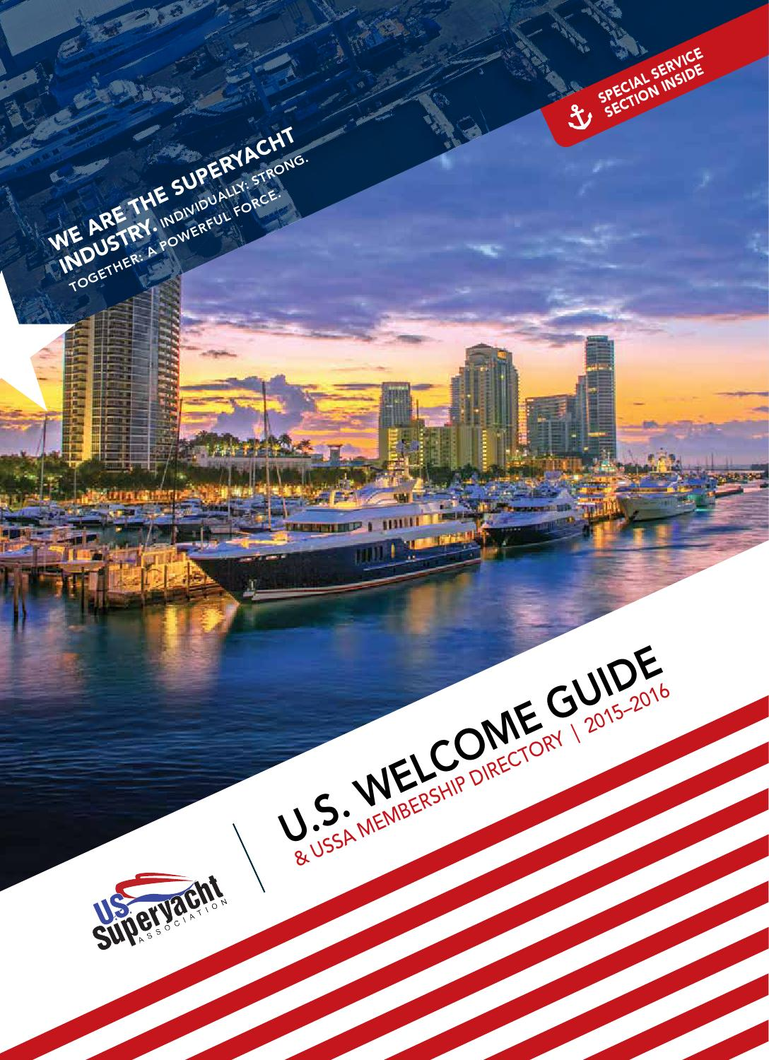 USSA Welcome Guide & Directory 2015-2016 by Studiorod - issuu