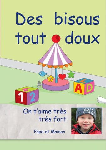 Livre Personnalise Pour Bebe Des Bisous Tout Doux