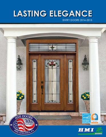 Lasting Elegance ENTRY DOORS 2014\u20132015  sc 1 st  Issuu & HMI Doors Lasting Elegance Entry Doors 2014-2015 by HMI Doors - issuu