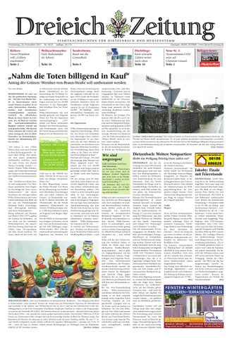 Dz online 049 15 a by Dreieich ZeitungOffenbach Journal issuu