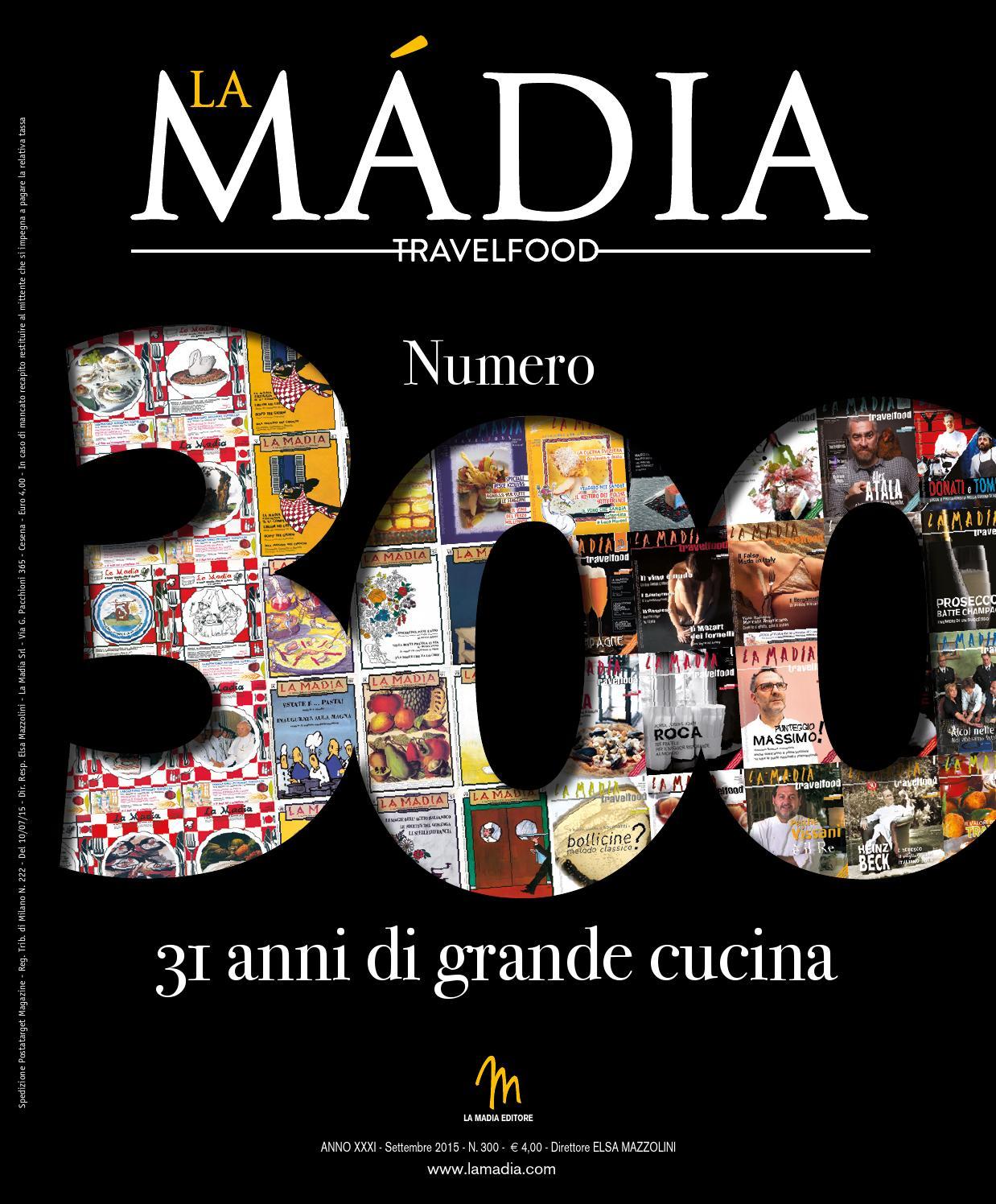 78c7a5ad8 La Madia Travelfood n. 300 - Settembre 2015 by lamadiasrl - issuu