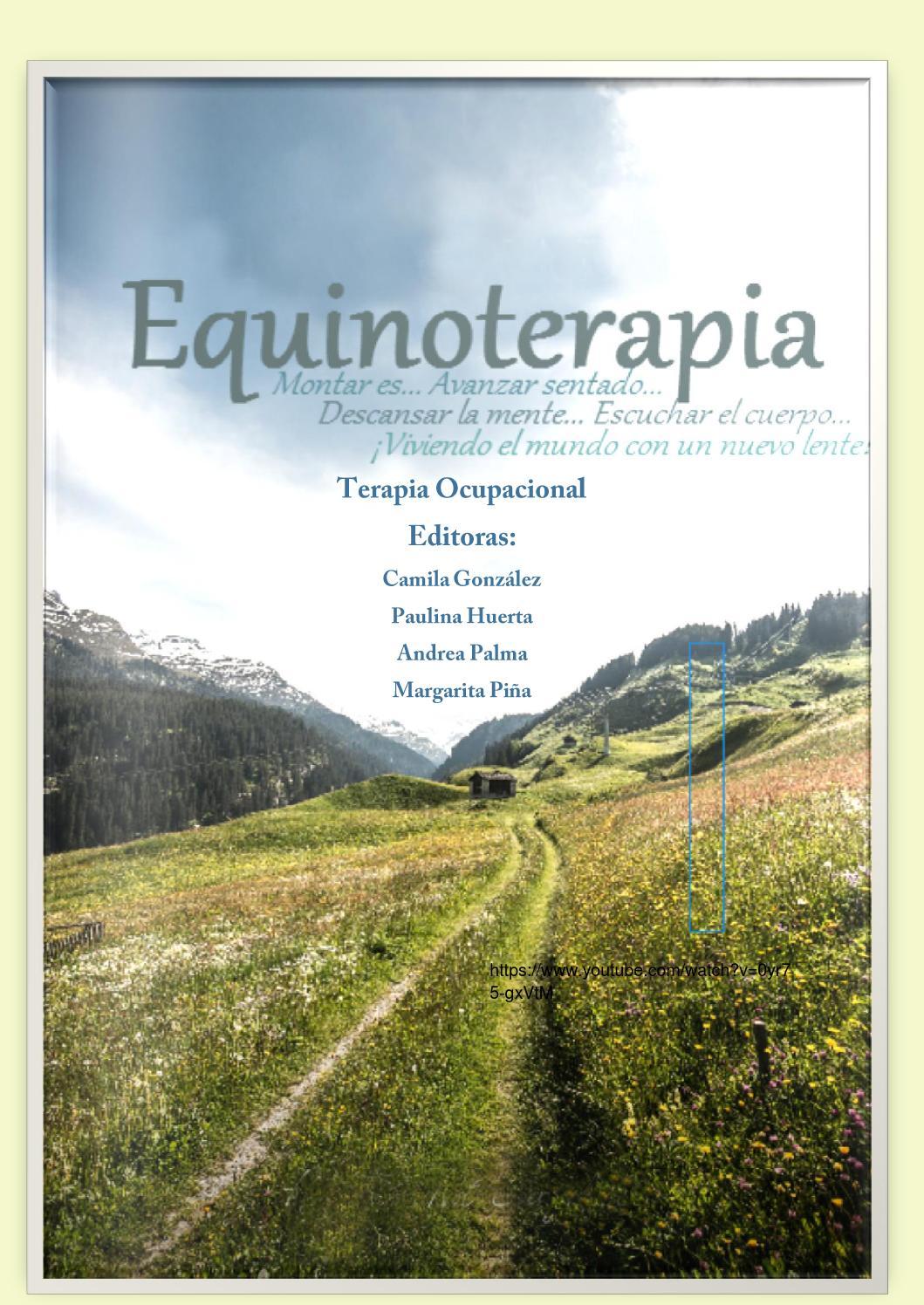 Equinoterapia By Camila Sofia Gonzalez Avalos Issuu